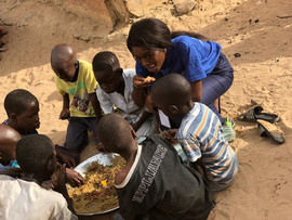 Déjeuner pour tous