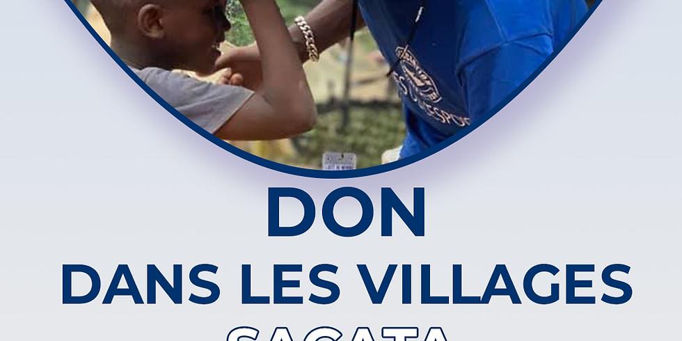 Don dans les Villages
