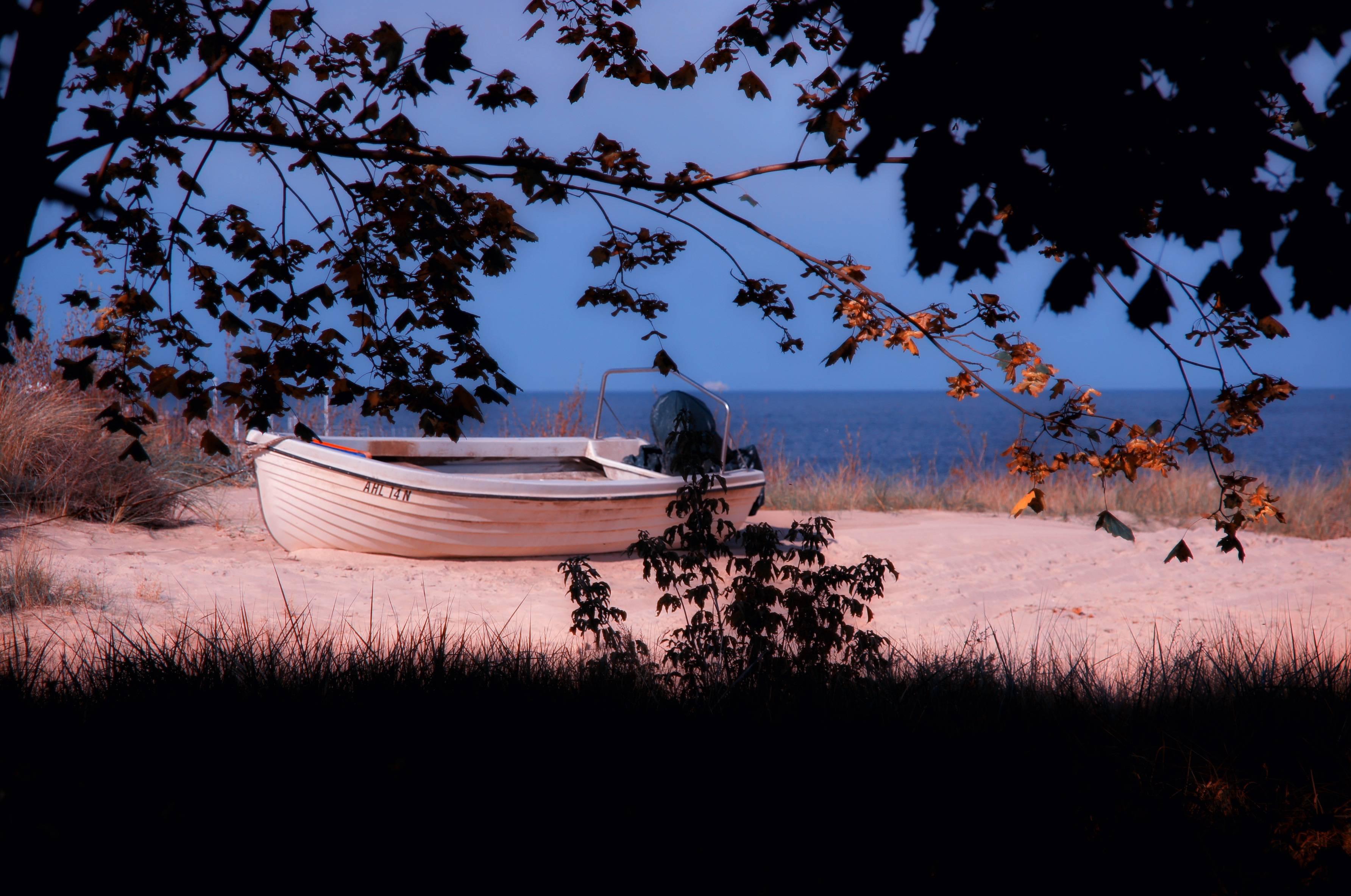 Baltic Sea, Romantic Beaches