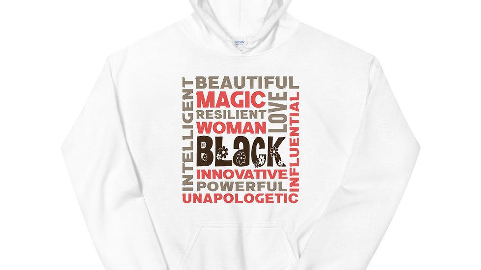 Beautiful, Magic - Unisex Hoodie