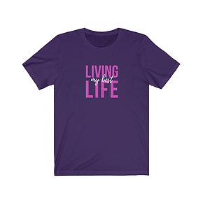 living-my-best-life-unisex-jersey-short-