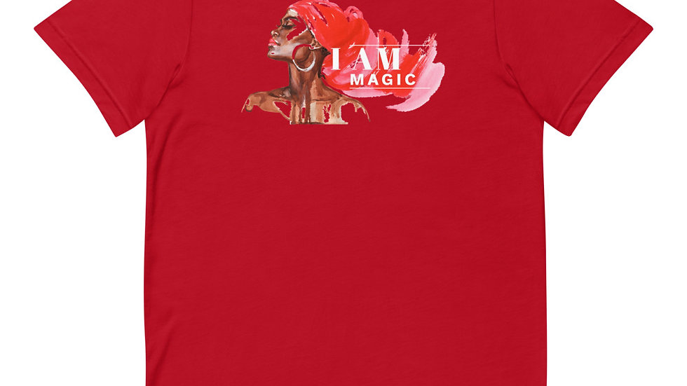 I AM MAGIC - Mikaela's Collection - Unisex T-Shirt