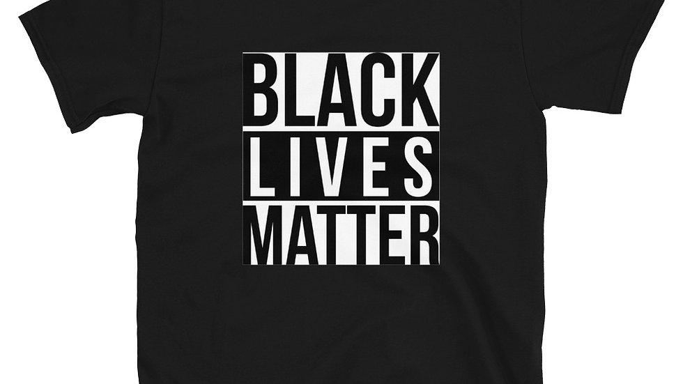 Black Lives Matter - Short-Sleeve Unisex T-Shirt