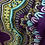 Thumbnail: African Print Sarong/ Beach Wrap Purple