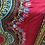 Thumbnail: African Print Sarong/ Beach Wrap Pink