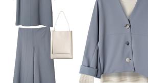 利用顏色搭配穿出氣質時尚感!  4種推介春夏色調上班、日常都適合