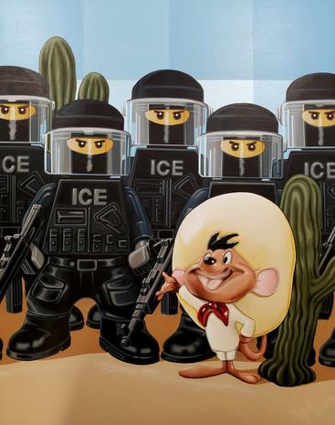 Mientras Tanto En La Frontera / Meanwhile At The Border