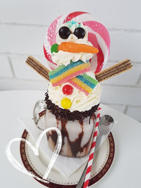 Frosty the Snowman Special