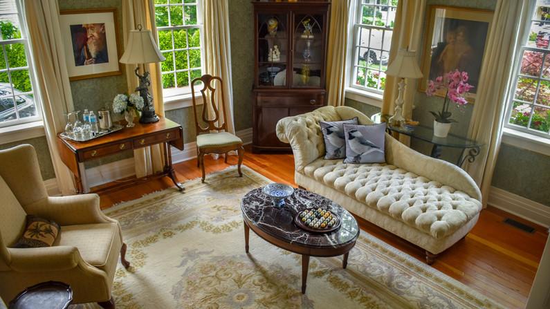 Prince Louis suite (Livingroom)