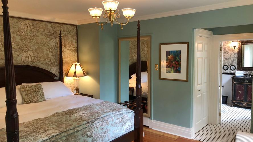 Prince Louis suite (Bedroom)