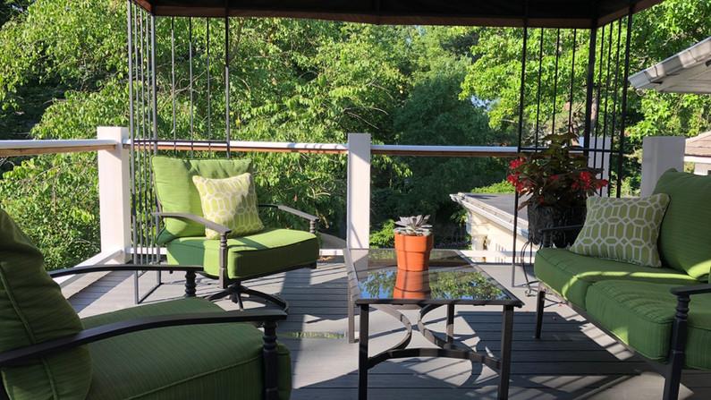 Prince George suite (Private deck)