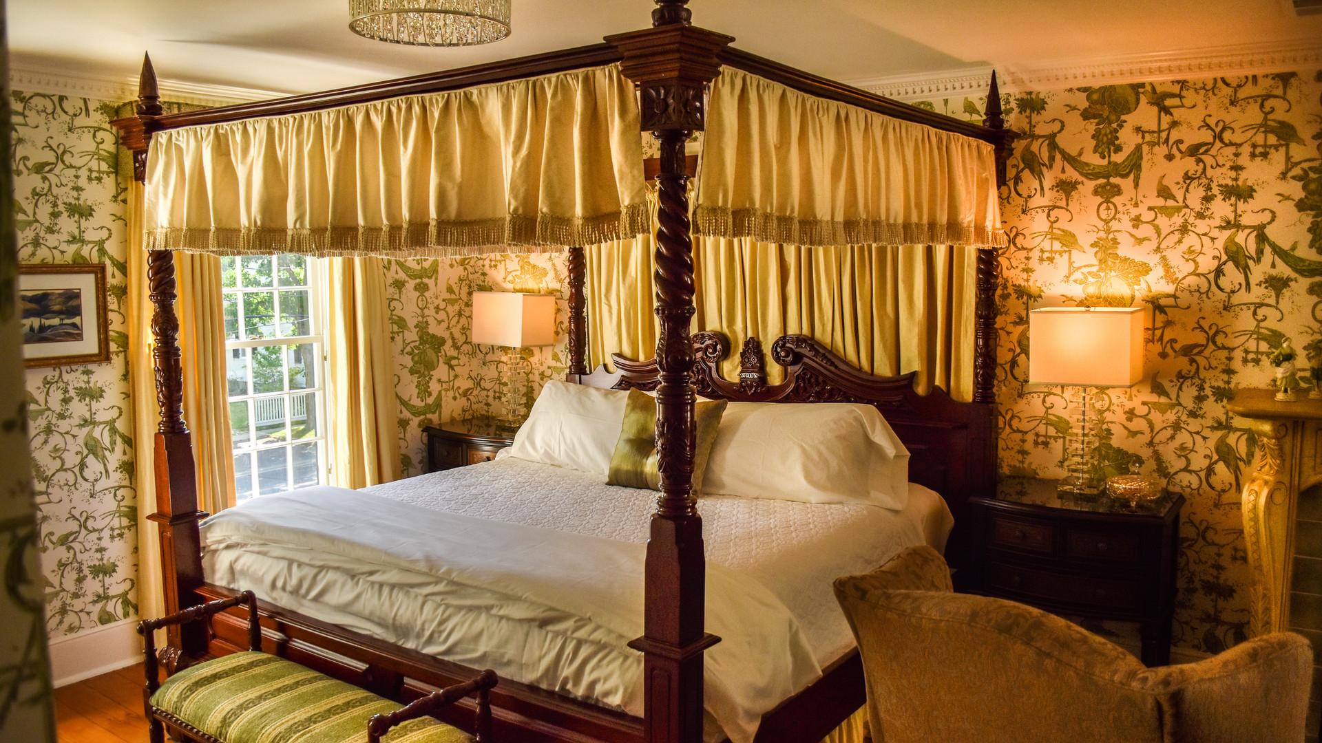 Prince George suite (Bed)