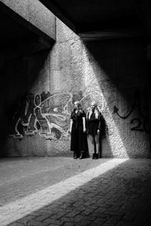 Anna and Danique