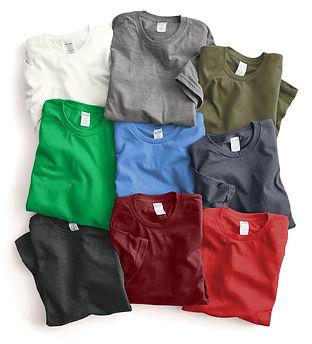 Boulder Screen Printing on shirts