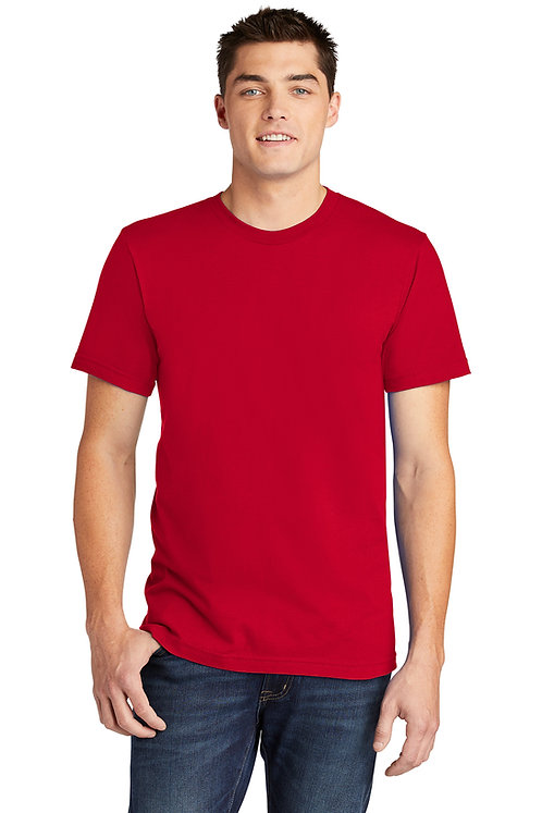 American Apparel T / 2 Color Print on 1 side