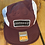Thumbnail: Boone Bones Series Field Hat - Maroon/White
