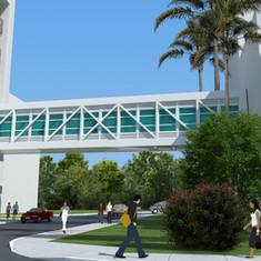 Sarasota Memorial Hospital Pedestrian Bridge