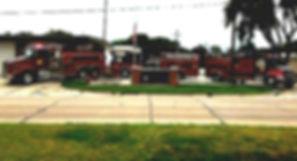 Ashland Fire Department Trucks
