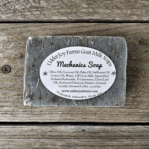Mechanics Goat Milk Soap