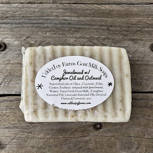 Jewelweed Goat Milk Soap-Wholesale