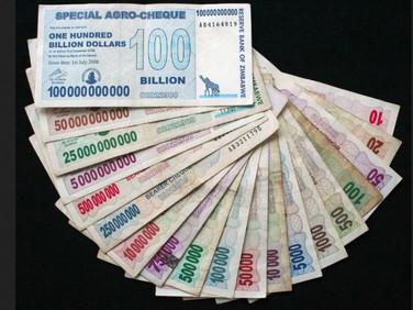 Zimbabwe's debt stifling its economy