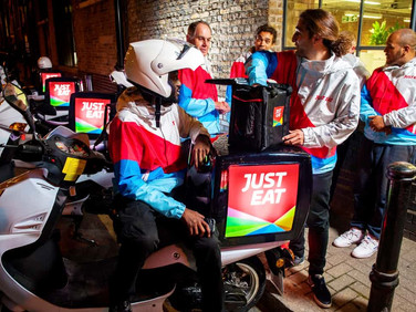 Just Eat £5.5bn valuation: online takeaway company now worth more than M&S