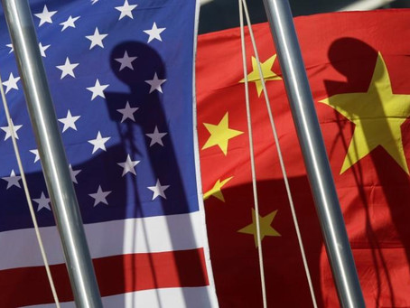 U.S. blacklists Chinese entities, individuals for dealing with Iran