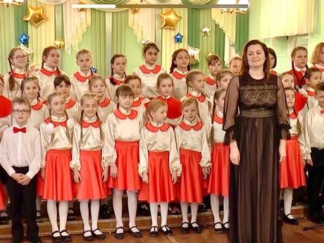 Детское хоровое искусство в ИДШИ