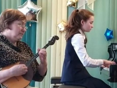 Юный концертмейстер и ансамблист