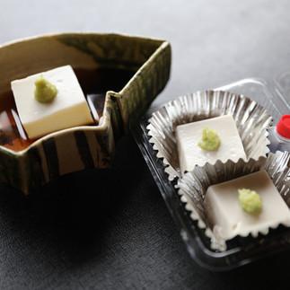 胡麻豆腐2ヶ入り 500円