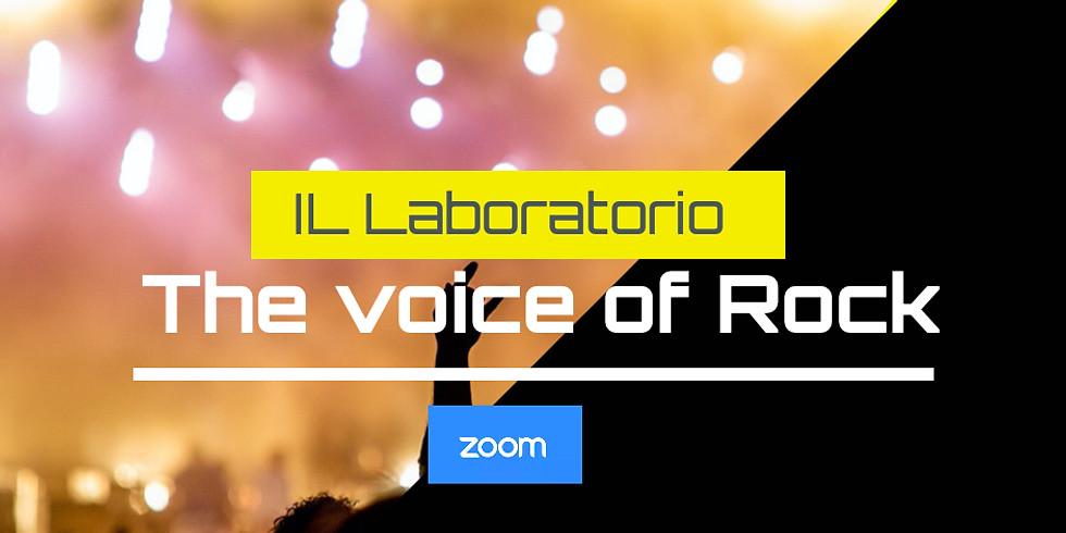 """Il Laboratorio """"The Voice of Rock"""""""