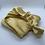 Thumbnail: Gold Satin Headband