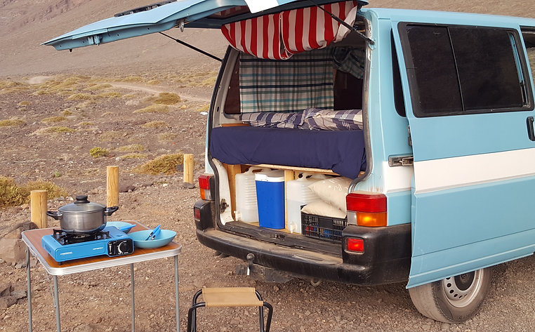 Home Is Where You Park It Rent Your Campervan Discover Lanzarote