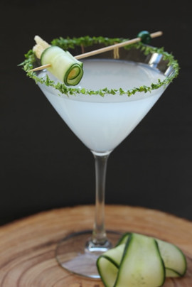 OLIVE & TWIST MOBILE BAR Cucumber Martin