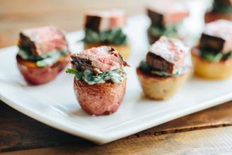 Mini Steak House Bites