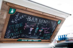 Olive&Twist Mobile Bar Boston Launch Par