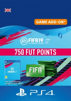 750 FIFA 19 Points Pack