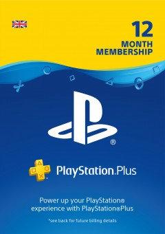 PS Plus 12 Month Subscription