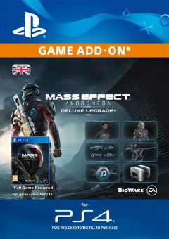 Mass Effect: Andromeda Deluxe Upgrade