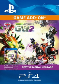 Plants vs. Zombies GW2 - Festive Edition Upgrade