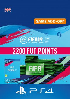 2200 FIFA 19 Points Pack