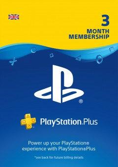 PS Plus 3 Month Subscription