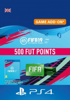 500 FIFA 19 Points Pack