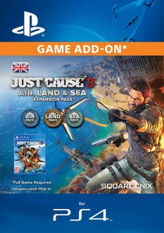 Just Cause 3: Air, Land & Sea Expansion Pass