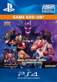 Marvel Vs Capcom: Infinite Character Pass