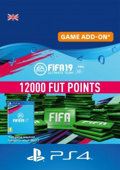 12000 FIFA 19 Points Pack