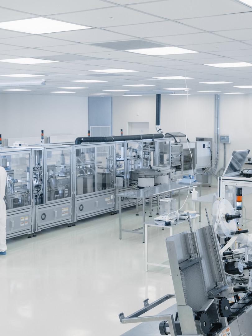 Sterile Manufacturing
