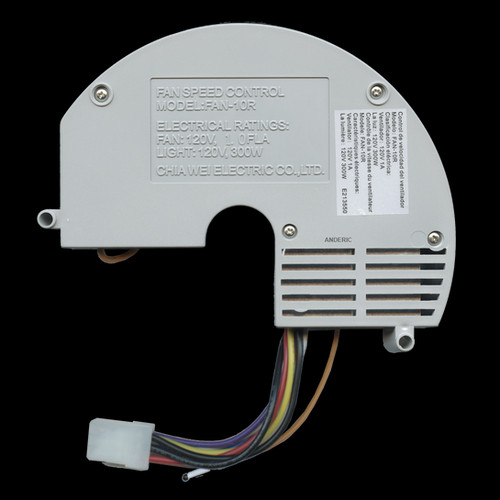 Anderic Store Fan And Lighting Receivers