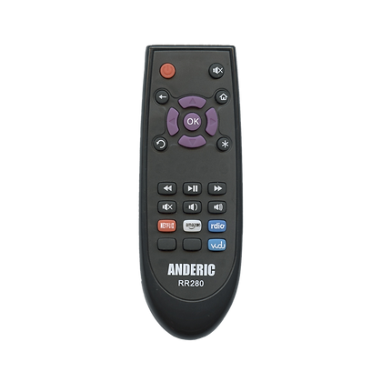 RR280 for TCL®, LG®, Hisense® & Insignia® Roku-Enabled TVs