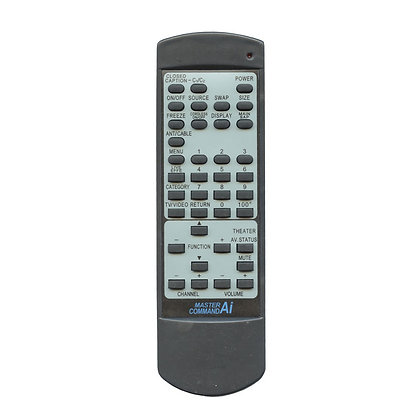 RRC672 for JVC® TVs